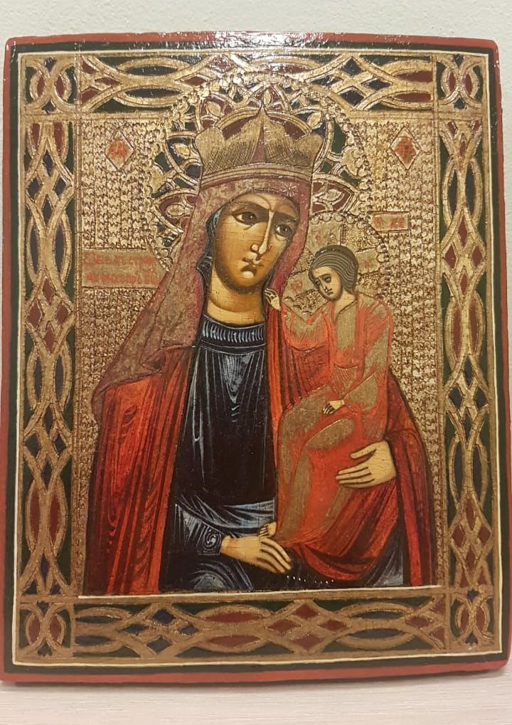 Образ Божией Матери, именуемый «Избавление от бед страждущих»