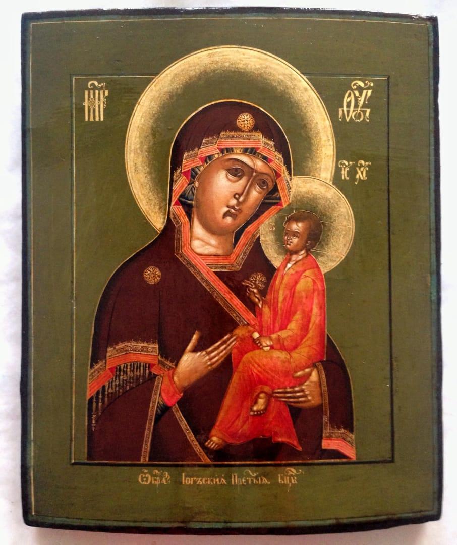 Икона Божией Матери Югская