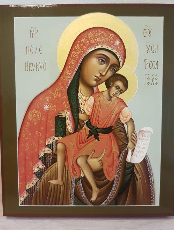 Икона Божией Матери «Милостивая» Киккская