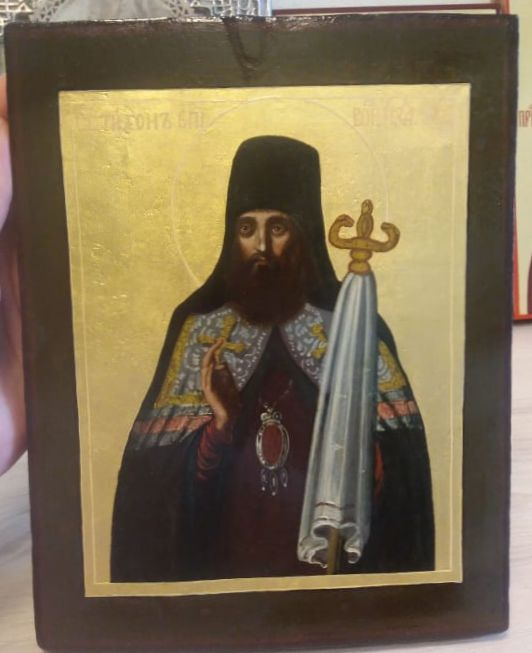 Святитель Тихон Воронежский и Задонский, епископ, чудотворец