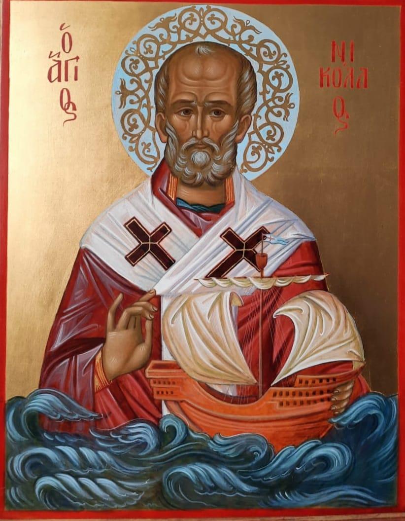 Св. Николай Чудотворец, Морской (покровитель моряков и путешественников)