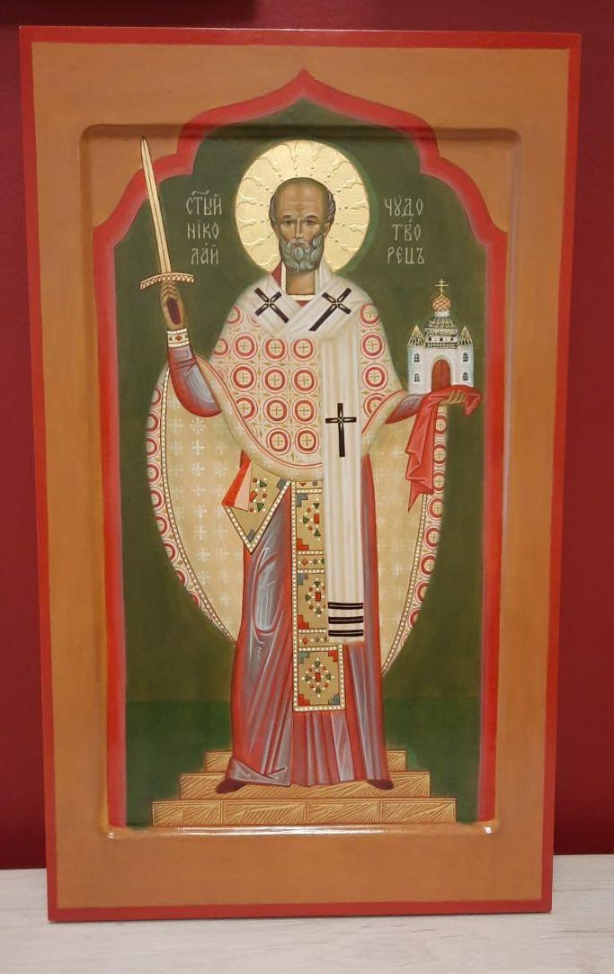 Икона святителя Николая Можайского